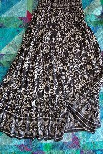 Mid calf dress